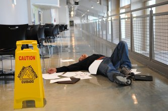 Proving Fault in Slip and Fall Cases | Tracy, CA